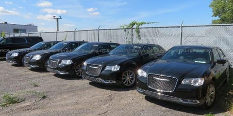 The Canadian government bought hundreds of cars for the G7 summit, and now it's trying to get rid of them.