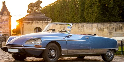 Coachbuilt DS cabriolets by Chapron will appear at Pebble Beach later this summer.