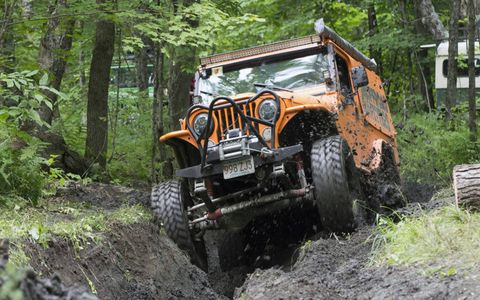 The 2015 Vermont Overland Trophy puts truck and their drivers to the test on the rugged back roads of the Green Mountain state. During its third year, the event saw more serious rigs -- and serious competition -- than ever before.