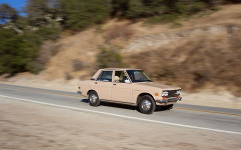 The Datsun 510 is surely one of the most iconic sports sedans of all time, right?