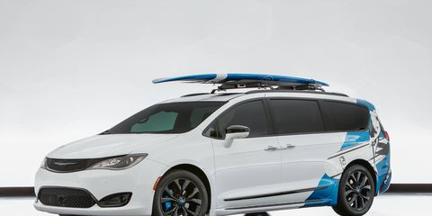 Mopar and FCA built six concepts for the annual SEMA Show in Las Vegas.