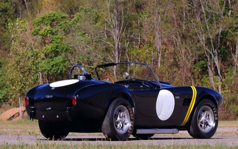 This well documented 1962 Shelby Cobra sports a fantastic racing pedigree and a flawless restoration.