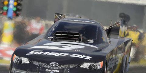 Cruz Pedregon has been very good when it comes to racing in Texas.
