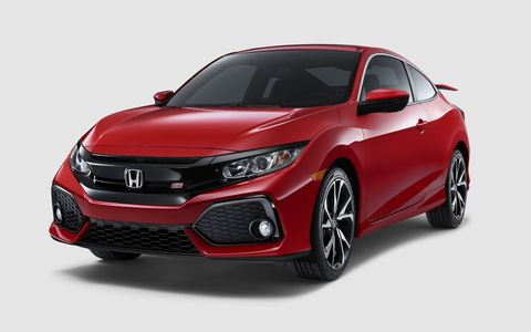 The 2017 Honda Civic Si goes on sale next month with a 1.5-liter turbocharged engine making 205 hp and 192 lb-ft of torque.