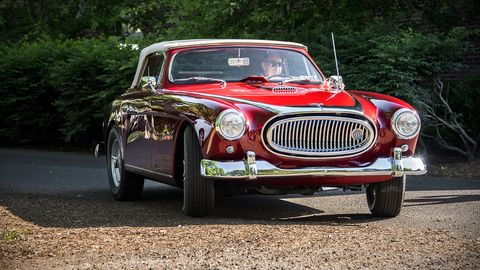 When it comes to road cars, Briggs Cunningham is perhaps best known for the Vignale-bodied C-3 coupes and cabriolets.