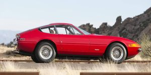This 1971 Ferrari 365 GTB/4 Daytona coupe will be among the lots on offer in Scottsdale at the end of the month.