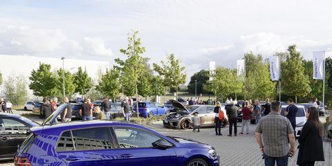 Land vehicle, Vehicle, Car, Hatchback, Automotive design, Volkswagen, Volkswagen golf, Hot hatch, City car, Volkswagen gti,