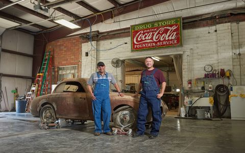 "Dereck Freshour and Heath Rodney describe themselves as ""Budweiser-in-a-can farm boys""."