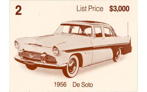 Land vehicle, Vehicle, Car, Classic car, Coupé, Sedan, Full-size car, Desoto firedome, Vintage car,