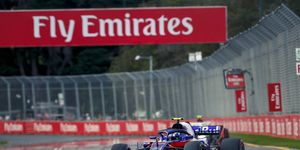 The Honda-Toro Rosso partnership is off to a rocky start.