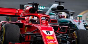 Many in Formula 1 -- including the bosses at Ferrari -- are anxious to hear Liberty Media's plans for the sport.