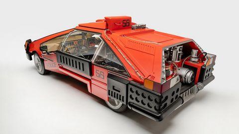 """Deckard's sedan from """"Blade Runner."""""""