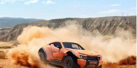Zarooq becomes the first manufacturer to assemble a production car in the United Arab Emirates.