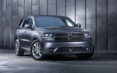 The high-performance version of the 2015 Dodge Durango comes standard with HEMI power, world-class handling and true R/T heritage.