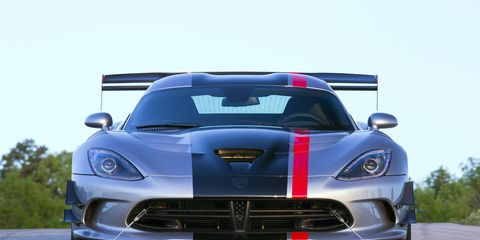 With 8,000 exterior color options, 24,000 custom stripe colors, 11 wheel options, 16 interior trims and seven aero packages, three brake packages and four suspension options there are more than 25 million ways for buyers to customize their one-of-a-kind Dodge Viper.