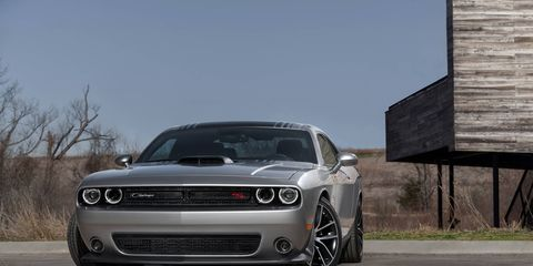 The Challenger Scat Pack doesn't have the muscle that the Hellcat does, but it's nearly as fun.
