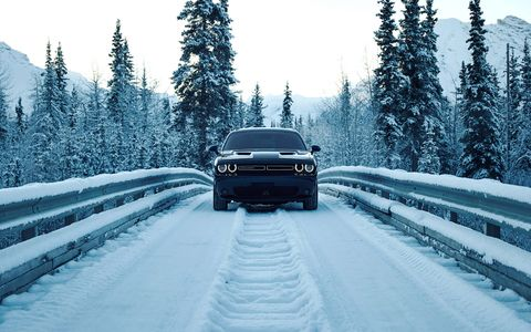 The Challenger GT comes with the Pentastar 3.6-liter V6 rated at 305 hp and 268 lb-ft of torque.
