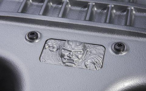 The Powertrain the moves the 2018 Dodge Challenger SRT Demon
