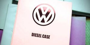 Liang, 63, became the first person sentenced to a prison term for his role in the VW diesel cheating efforts.