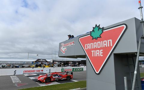 Sights from the IMSA Mobil 1 SportsCar Grand Prix weekend at Canadian Tire Motorsport Park July 2017.