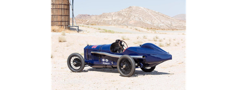 Lot 408 The ex-Indianapolis, Ralph Mulford, Arthur H. Klein, Lindley Bothwell 1914 PEUGEOT L45 GRAND PRIX TWO SEATER Chassis no. 1 Engine no. 1 Sold for US$ 7,260,000 inc. premium