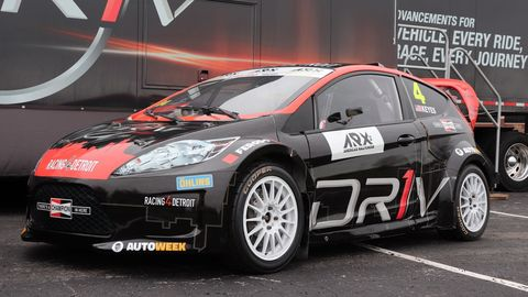 Buhl Sport Detroit on Thursday unveiled its title sponsor and livery for the 2019 ARX2 season.