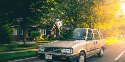 Japanese wagovans were the hallmark of compact-car practicality in the 1980s.