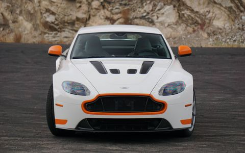 All 100 V12 Vantage S models with the manual transmission are sold out. But luckily, Aston Martin makes many other fine cars and chances are you will find one to your liking.