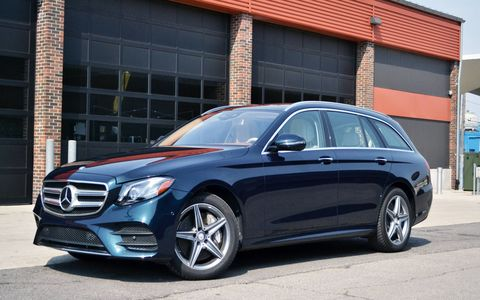 The 2017 Mercedes-Benz E400 is exactly what a luxury car should be.