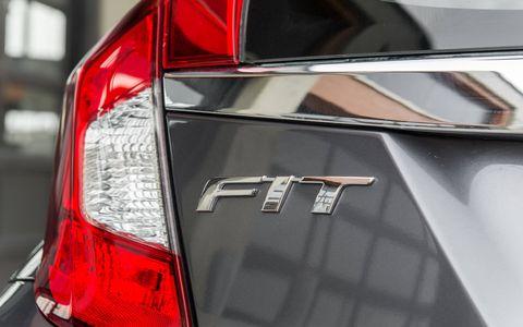 The 2015 Honda Fit is the third generation of Honda's versatile 5-door subcompact hatchback.