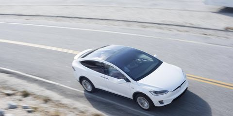 The Tesla Model X deserves (almost) all the acclaim it's been getting. It's a groundbreaking all-electric SUV that does (just about) everything.
