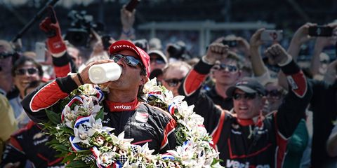Photographer Andrew Hancock spent the month of May covering the Indianapolis 500 for Autoweek, from opening practice through the celebration in victory lane on race day. Hancock paid particular attention to the first Indy 500 experience of 2015 Indy 500 Rookie of the Year Gabby Chaves of Bryan Herta Autosport.