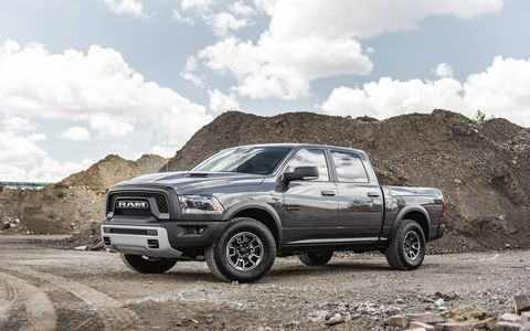 The new 2015 Ram 1500 Rebel brings a one-of-a-kind off-road design to the full-size truck segment.