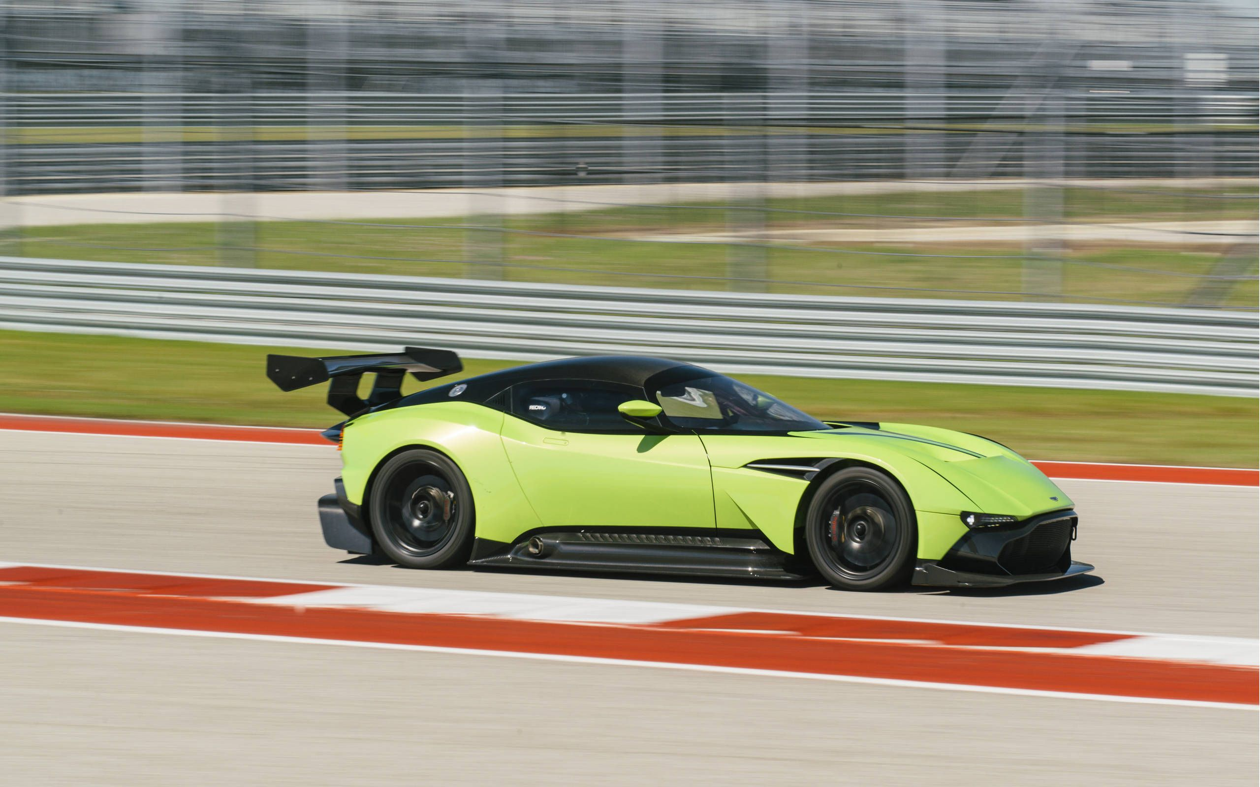 Aston Martin Vulcan Owners Day Whets Our Appetite For Valkyrie