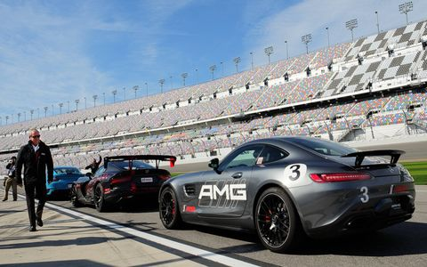 Auto racing: that sport of irrelevant anachronisms; beautiful, expensive, and above all mechanical.