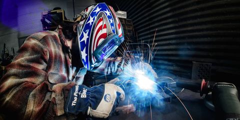 Welding is an invaluable skill, but the intimidation factor for newbies is sky-high. To help demystify the process, Detroit-based master welder Josh Welton walks us through the basics, from the all-important prep work to striking that first arc.