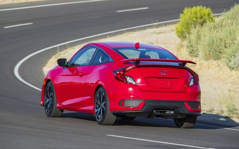 2017 Honda Civic Si First Drive Yes To