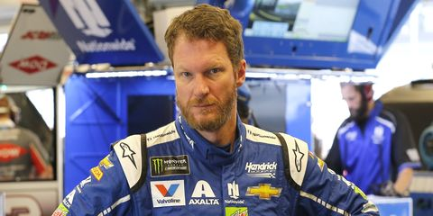 Dale Earnhardt Jr. will be moving from the track to the booth next year.