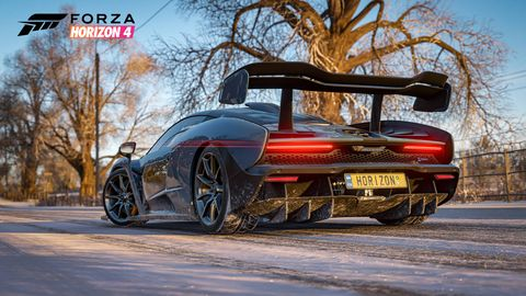 """Microsoft has revealed the majority of the cars that will appear in """"Forza Horizon 4."""""""