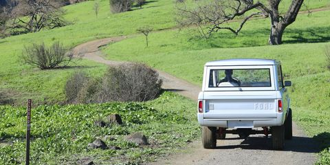 Zero Labs is building an all-electric Ford Bronco with 190 miles of range.