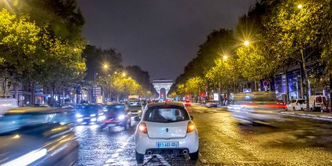 Paris has recently enacted a ban on cars made before 1997 in addition to battling diesels, which make up a sizeable chunk of the city's vehicles.