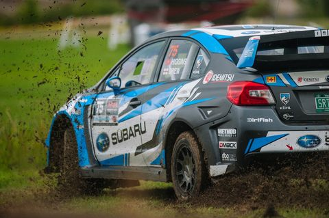 2018 Ojibwe Forests Rally