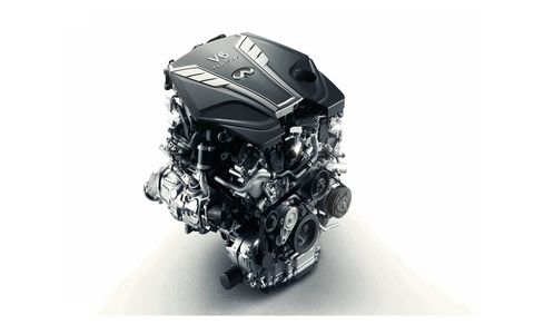 The 3.0-liter engine is filled with technology to make it faster, more efficient and hopefully more reliable. The new engine is only available in two outputs currently, but we expect more than just the 300 hp and 400 hp variants in the future.
