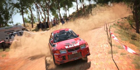 """Rallying video game """"Dirt 4"""" goes on sale June 6."""