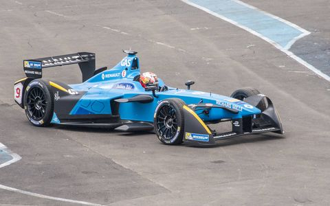 Formula E made its first-ever stop in New York, or rather Brooklyn, also becoming the first major motorsport event to visit the megapolis in ages.