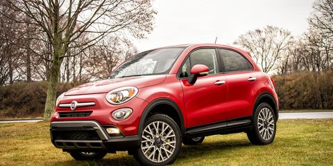 The 2016 Fiat 500X is on sale now, and is the third model in Fiat's current lineup in the U.S.