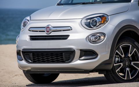 The 500X will go on sale in May of 2015