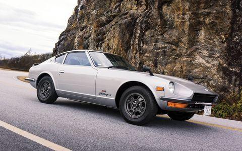 1970 Nissan Fairlady Z 432 -- $253,000.