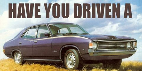 The Australian Ford Falcon is nothing short of a legend Down Under.