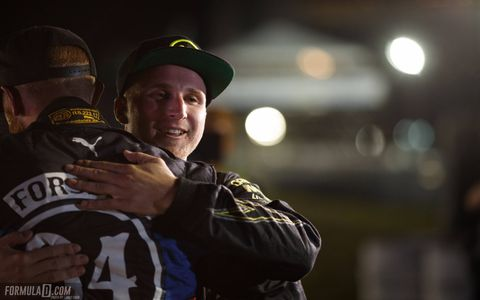Formula Drift saw a new, first-time winner at Texas when Matt Field beat Chris Forsberg at Texas Motor Speedway. Second place meant Forsberg extended his lead in the championship with one round to go.